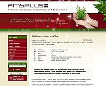 """<a href=""""http://www.amyplus.cz"""">www.amyplus.cz</a>"""