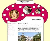 grafický návrh pro mateřskou školu