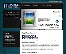 "<a target=""_blank"" href=""http://www.royaltechnic.cz/"">www.royaltechnic.cz</a>"