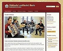 """<a href=""""http://www.zusborovany.cz"""">www.zusborovany.cz</a>"""