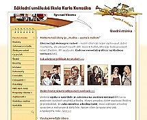 """<a href=""""http://www.zuskomzaka.cz"""">www.zuskomzaka.cz</a>"""