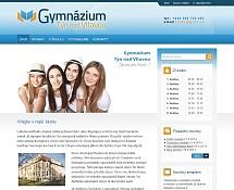 Web školy, dokončuje se...